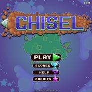 Chisel menu