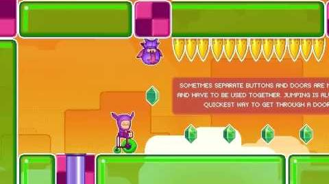 Nitrome headcase level 1--5
