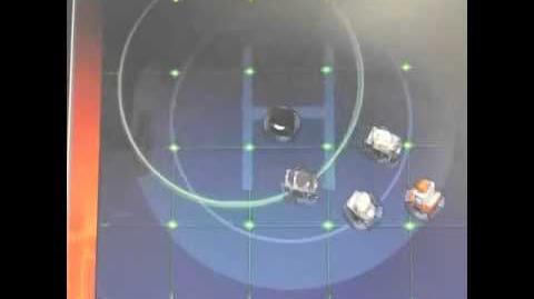 Bump Battle Royale - Final Ninja stage preview video