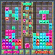 Cuboy Tetris Game