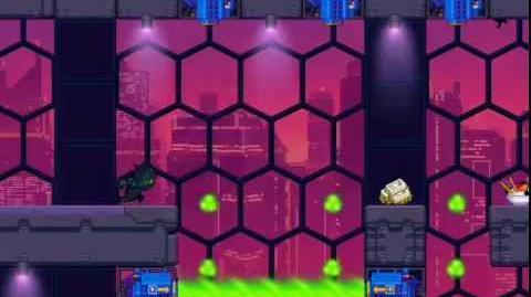 Final Ninja - level 19
