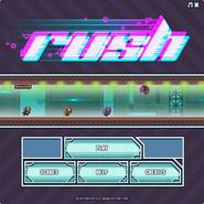 Rush menu