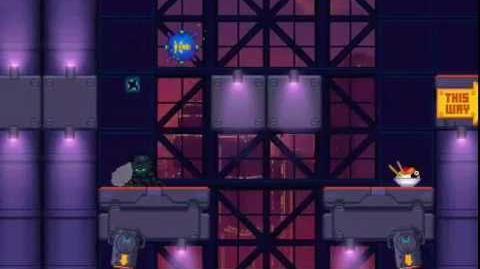 Final Ninja - level 3