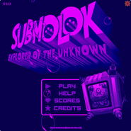 Submolok menu (English)