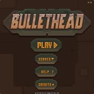 Bullethead menu