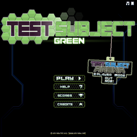 Test Subject Green
