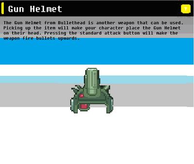 SSN Gun Helmet