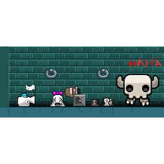 Do not enter M.Skeleton's dungeon!