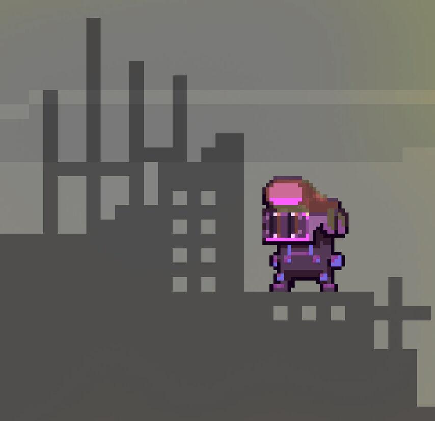 Apocalyptic Platformer