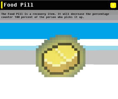 SSN Food Pill