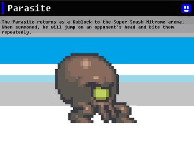SSN Parasite