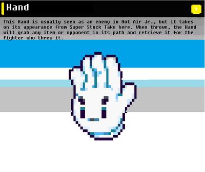 SSN Hand