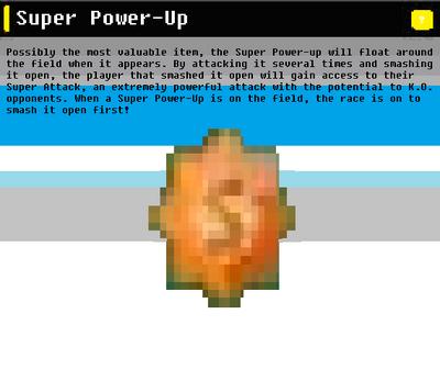 SSN Super Powerup