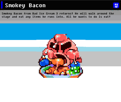 SSN Smokey Bacon