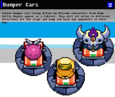 SSN Bumper Cars
