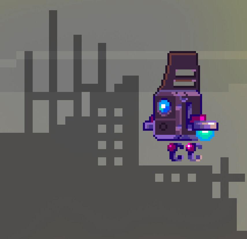 Apocalyptic green changetype robots