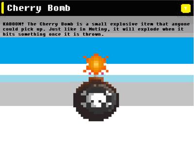 SSN Cherry Bomb