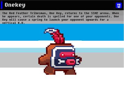 SSN Onekey