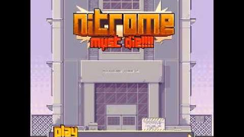 Nitrome Must Die - Music 1