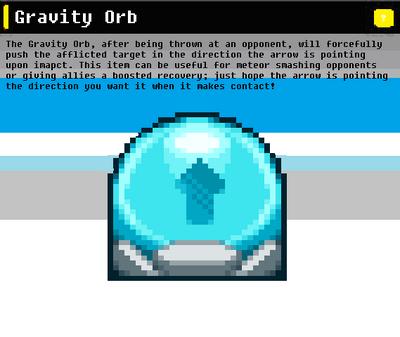 SSN Gravity Orb