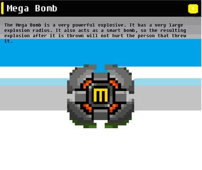 SSN Mega Bomb
