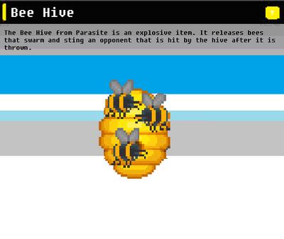 SSN Bee Hive