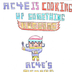 AC4E Holding a Bowl and <a href=
