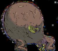 Parasite hand drawn color