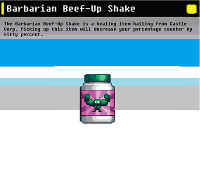 SSN Barbarian Shake