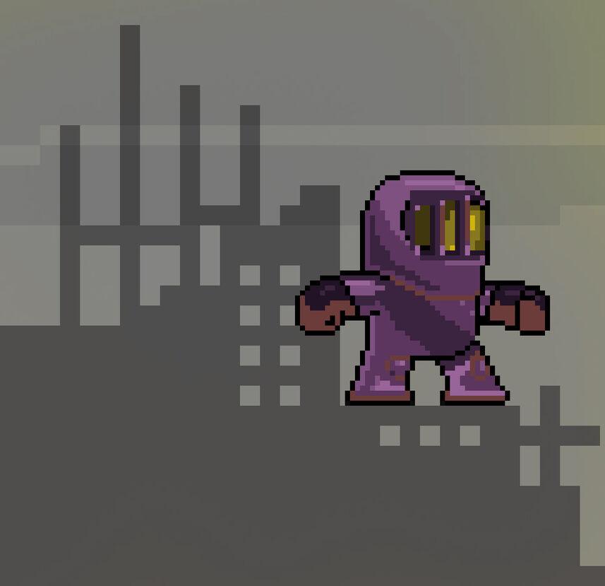 Apocalyptic ToxicMan