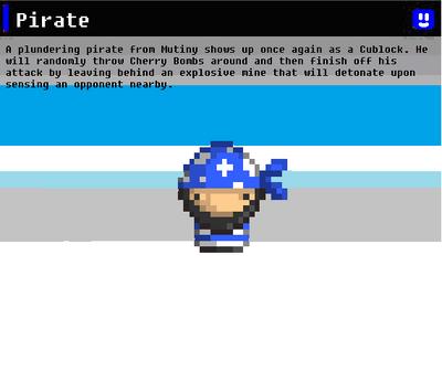 SSN Pirate