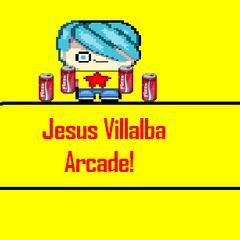 Jesus Up In Logo Jesus Villalba Arcade!