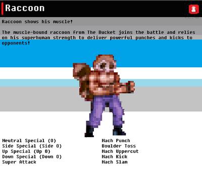 SSN Raccoon