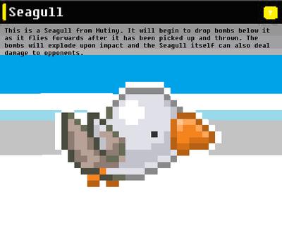 SSN Seagull