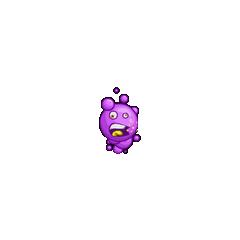 New Enemie Purple Burple