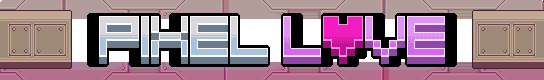 New Pixel Love Banner