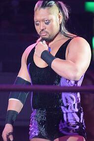EVIL (wrestler) 2016
