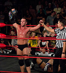 220px-Roderick Strong ROH TV Champion