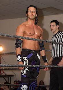 Trent Barreta at Alpha-1 show-1
