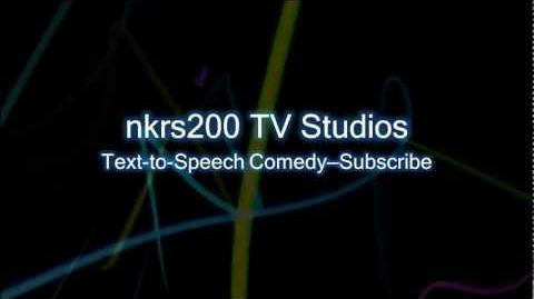 Intro for September to October 2012 for nkrs200 TV Studios