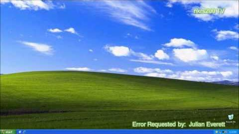 Microsoft Sam reads Funny Windows Errors Season 5 Episode 10-0