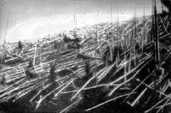 Тунгусской катастрофе