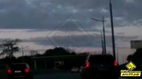 Неопознанный светящийся объект в небе увидели многие жители Приморья-0