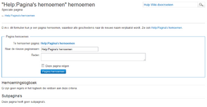 HernoemScherm