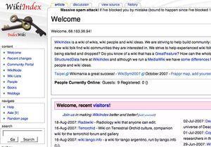 Wikiindex