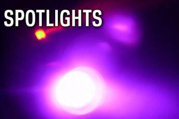 Aanvragen spotlights