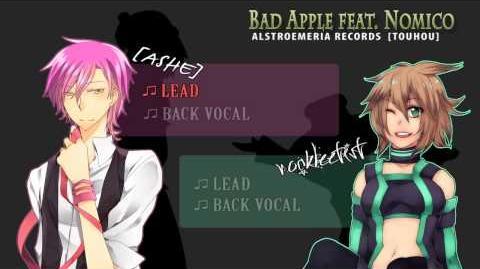『Rockleetist』 Bad Apple!! - English 『Ashe』