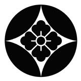 Japanese Crest Hanawachigai