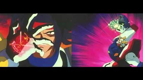 G Gundam - Extended - Domon's Shining Finger Sword Theme Song