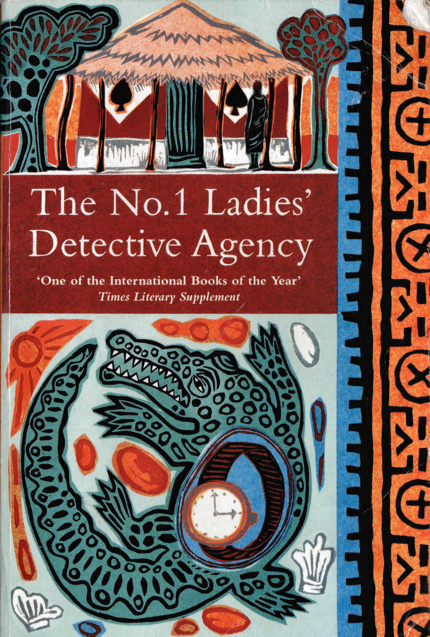Image result for no 1 ladies detective agency cover
